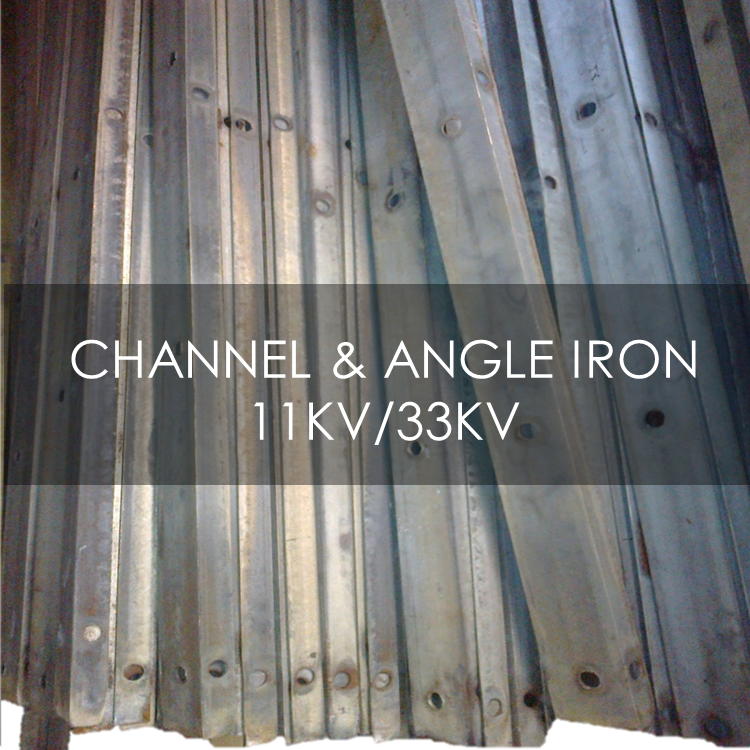 buy channel and angle iron 11kv/33kv