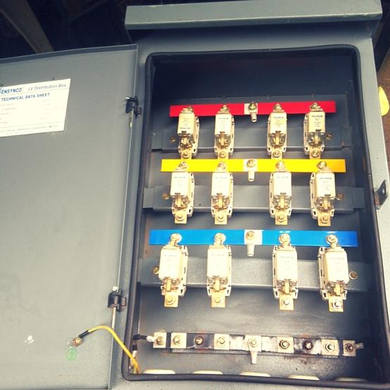 Lagos Feeder Pillar Supplier In Nigeria Synco Electrical